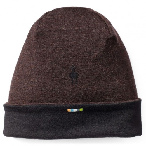 Smartwool Merino 250 Cuffed Beanie In Sumatra Heather Wool