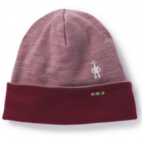 Smartwool Merino 250 Cuffed Beanie In Nostalgia Rose Heather Wool