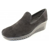 The Flexx Women's Fast Lane In Black Suede