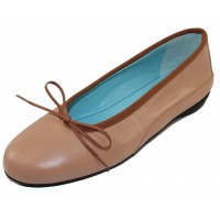 Thierry Rabotin Women's Gem In Clay Nappa Leather