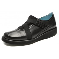 Thierry Rabotin Women's Lena In Black Nappa Leather