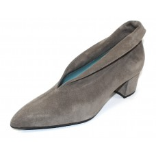 Thierry Rabotin Women's Minsk In Gray Link Suede