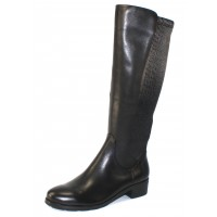 Valdini Women's Nadine Waterproof In Black Waterproof Calf Leather