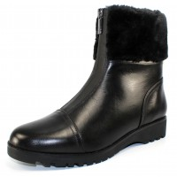 Valdini Women's Silva Waterproof In Black Waterproof Calf Leather