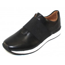 Vionic Women's Cosmic Codie Slip On In Black Leather