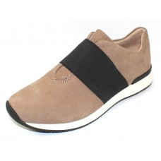 Vionic Women's Cosmic Codie Slip On In Taupe Nubuck