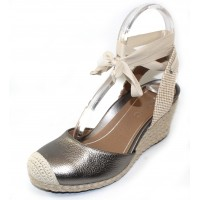 Vionic Women's Maris In Pewter Leather