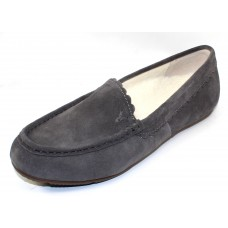 Vionic Women's Mckenzie In Charcoal Grey Suede