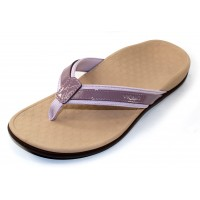 Vionic Women's Tide Ii In Mauve Leather